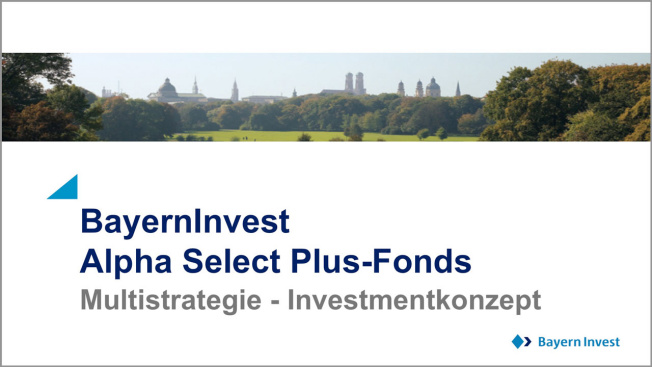 BayernInvest - Alpha Select Plus - altii Fund Flash
