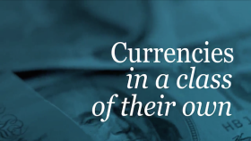 Currencies in a class of their own