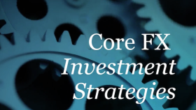 Core FX Investment Strategies