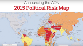 Announcing the AON 2015 Political Risk Map